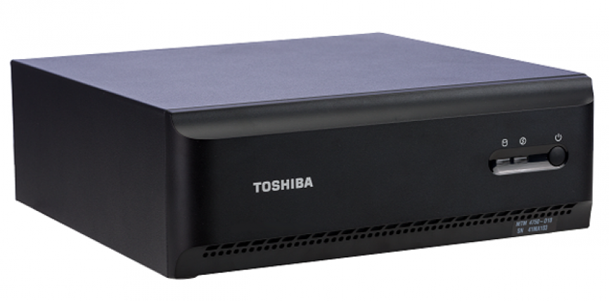 Terminal Point de Vente Toshiba D10