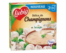 Un nouveau co-branding pour Bel et Liebig