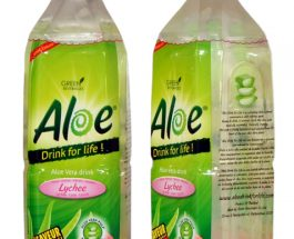 Aloe Drink for life !