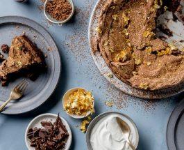 Brownie doré en deux cuissons façon Avery Island à la sauce Tabasco Rouge
