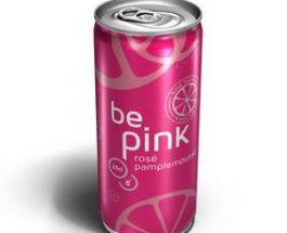 Be pink, un rosé en canette