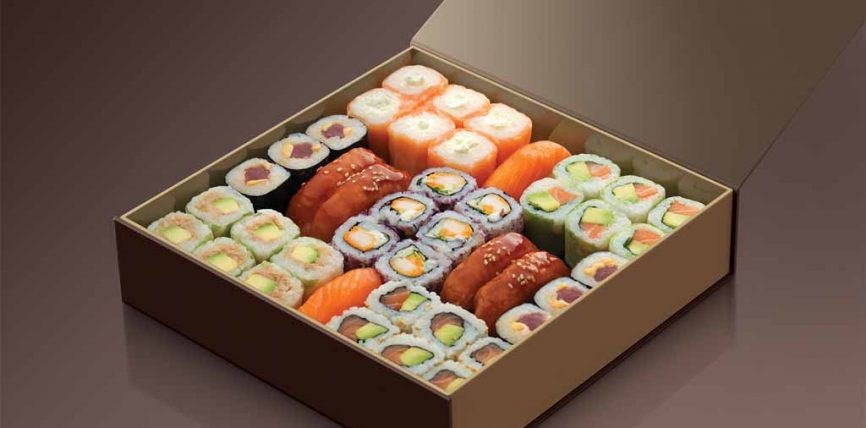 La box de chez SushiShop
