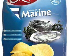Des chips au goût inattendu