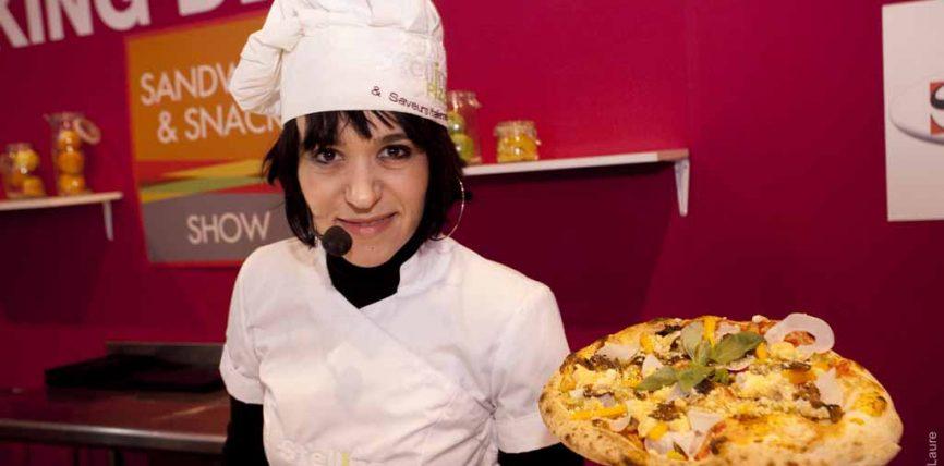 L'étoile de la pizza