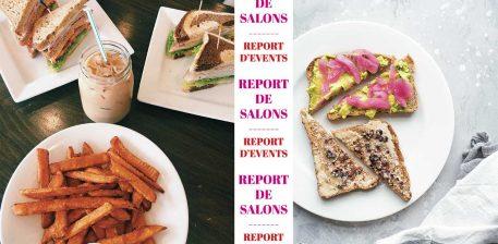 Report de salons & d'évènements food