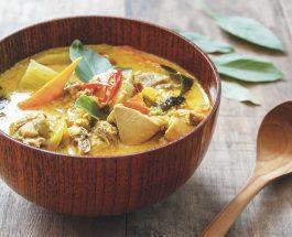 Poulet au curry, la recette Keto de Biocyte