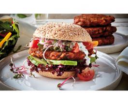 La Vie Claire redéfinit le burger