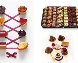 Les mini pâtisseries « CAFÉ GOURMAND » : Les mignardises selon brioche pasquier