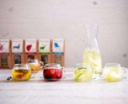 Les Recettes des vrais thés glacés Teapigs !