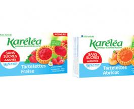 Les tarlettes dietetiques de karelea