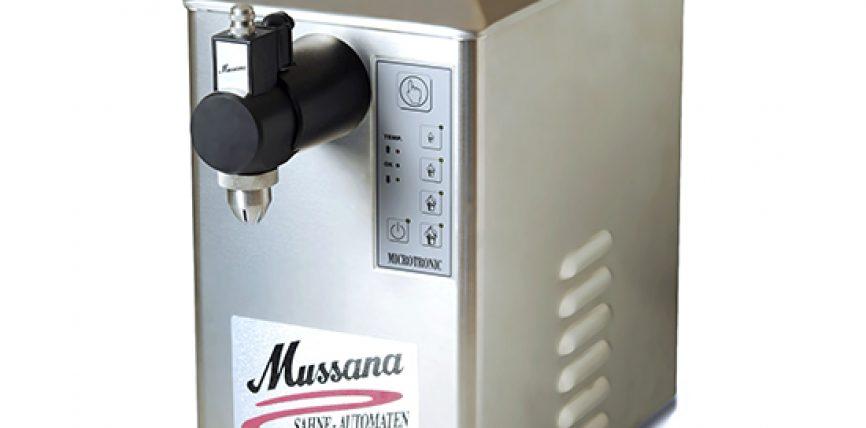 Les nouveautés de Mussana présentes sur le salon Serbotel