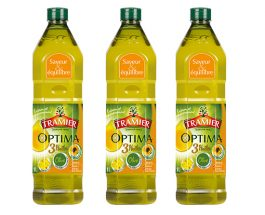 Optima 3 huiles : un nouveau mélange proposé par Tramier