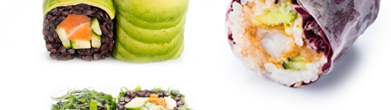 Les bonnes résolutions healthy de Planet Sushi