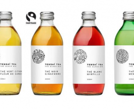 Tensaï Tea : un thé glacé bio et frairtrade