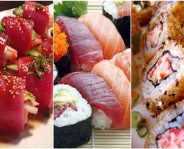 1er Championnat de France de sushi le 16 mars