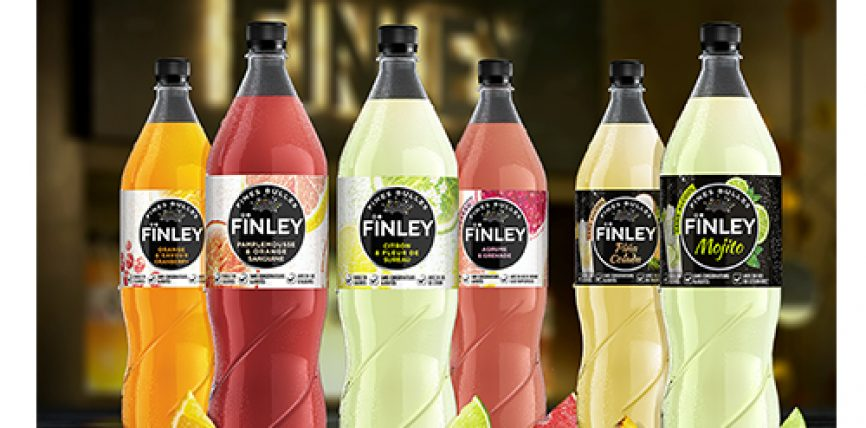 Finley le soft-drink des adultes