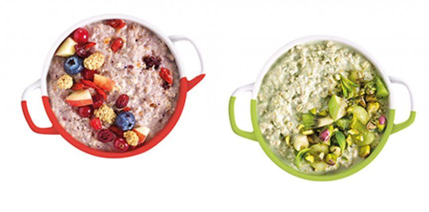Lima s'invite au petit déjeuner avec ses « Express Porridges »