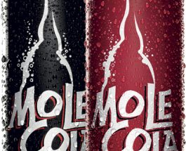 Mole Cola, made in Italia