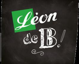 Léon de B. reçoit l'Enseigne d'Or 2017