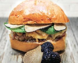MAMIE BURGER lance son Burger du chef avec Tomy Gousset
