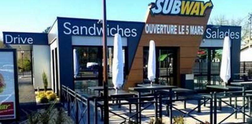 Subway s'implante dans les Landes