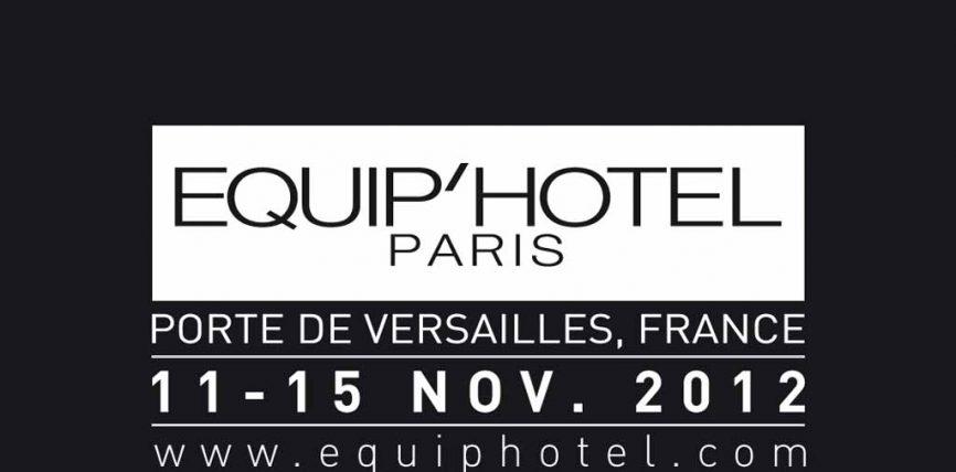 Equip'Hôtel 2012 parrainé par Alain Ducasse.