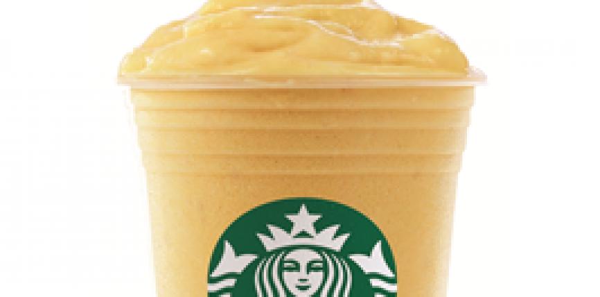 Starbucks et les fruits de la passion
