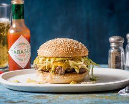 L'inimitable burgerJohn T. Edge IIau Tabasco Rouge