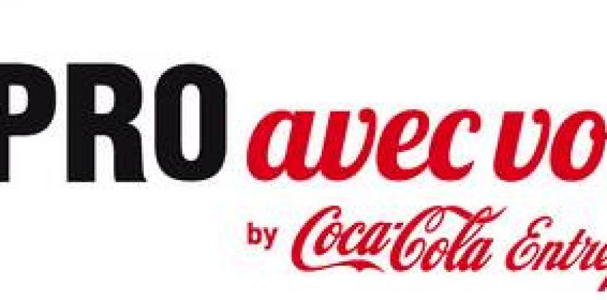 Coca-Cola Entreprise accompagne les pros