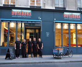 Rutabaga, cuisine rapide à la française