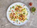 Ceviche de crevettes à la sauce Tabasco Rouge